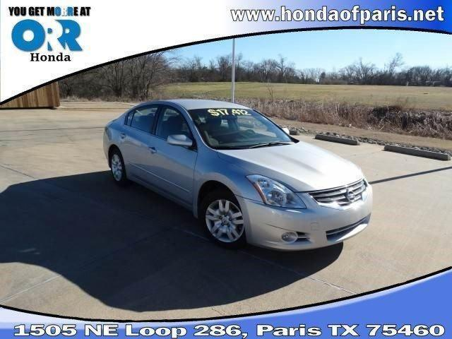 2010 nissan altima 4dr car 4dr sdn i4 cvt 2 5 s for sale in paris texas classified. Black Bedroom Furniture Sets. Home Design Ideas