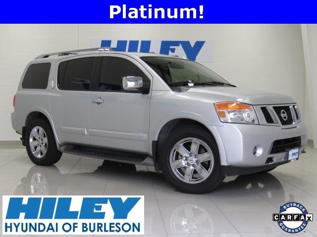 2010 nissan armada platinum 4x2 platinum 4dr suv for sale in burleson texas classified. Black Bedroom Furniture Sets. Home Design Ideas