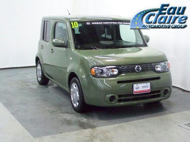 2010 nissan cube for sale in eau claire wisconsin classified. Black Bedroom Furniture Sets. Home Design Ideas