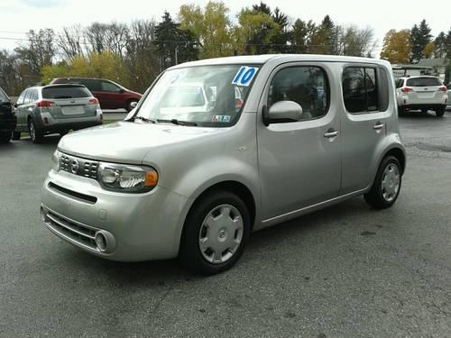2010 nissan cube wagon 1 8 for sale in bermudian pennsylvania classified. Black Bedroom Furniture Sets. Home Design Ideas