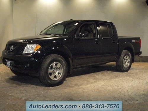 2010 nissan frontier crew cab pickup pro 4x for sale in dover township new jersey classified. Black Bedroom Furniture Sets. Home Design Ideas