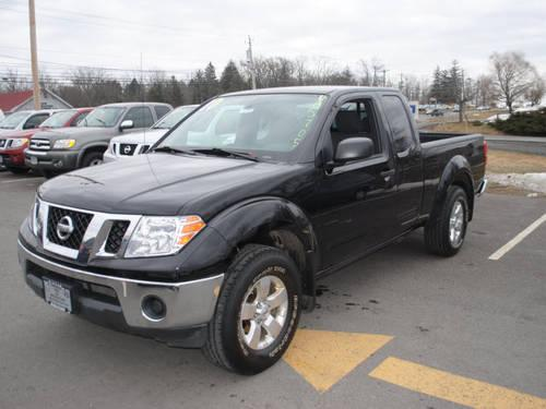2010 nissan frontier king cab 4x4 se v6 for sale in new hampton new york classified. Black Bedroom Furniture Sets. Home Design Ideas