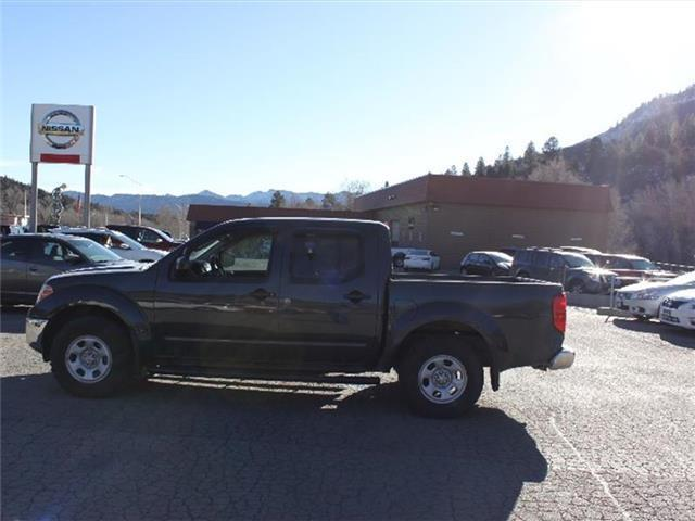 2010 nissan frontier le 4x4 le 4dr crew cab swb pickup 5a for sale in durango colorado. Black Bedroom Furniture Sets. Home Design Ideas