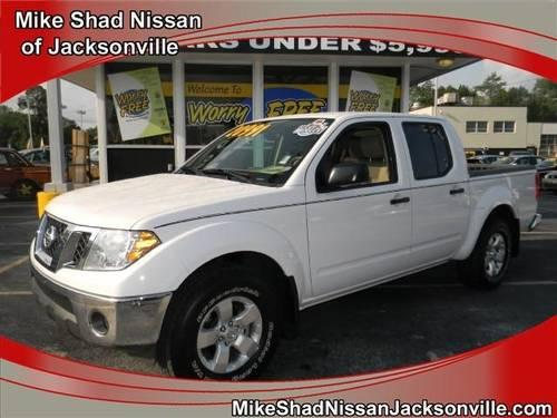 2010 Nissan Frontier Pickup Truck For Sale In Jacksonville