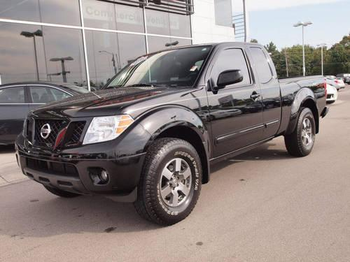 2010 nissan frontier pickup truck pro 4x king cab 4wd for sale in knoxville tennessee. Black Bedroom Furniture Sets. Home Design Ideas