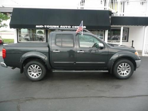 2010 nissan frontier truck truck for sale in blue ball ohio classified. Black Bedroom Furniture Sets. Home Design Ideas