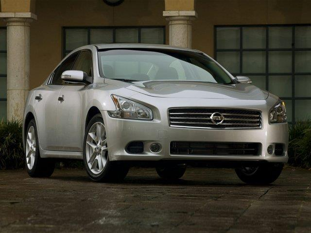 2010 Nissan Maxima 3.5 S 3.5 S 4dr Sedan
