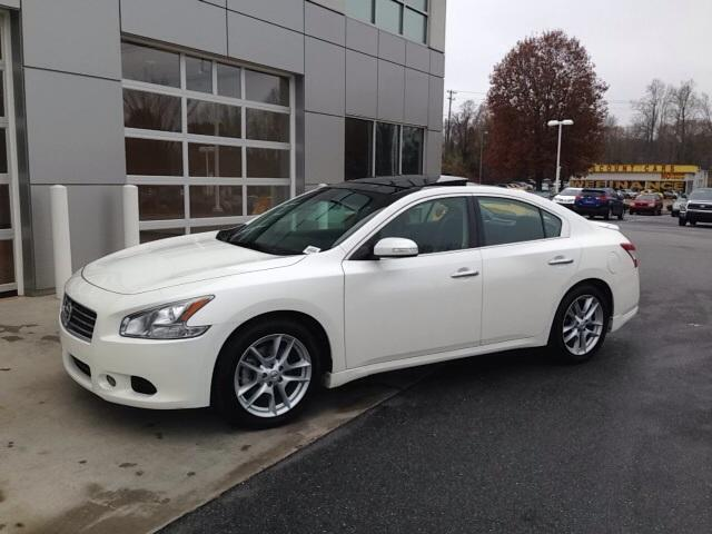 2010 nissan maxima 3 5 s 4dr sedan for sale in hickory north carolina classified. Black Bedroom Furniture Sets. Home Design Ideas