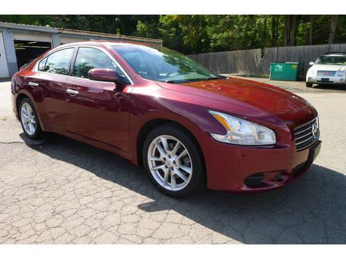 2010 nissan maxima 4 dr sedan 3 5 s for sale in new haven. Black Bedroom Furniture Sets. Home Design Ideas