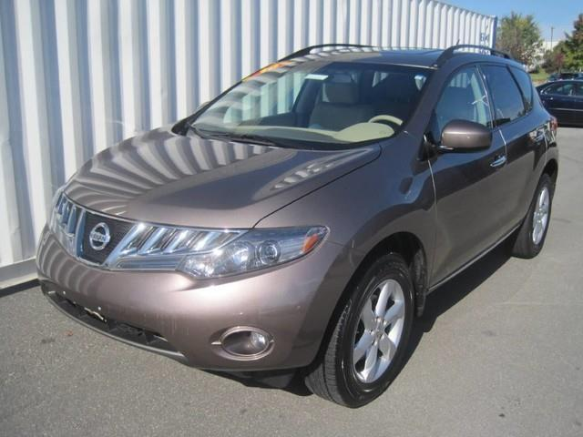 2010 Nissan Murano S AWD S 4dr SUV
