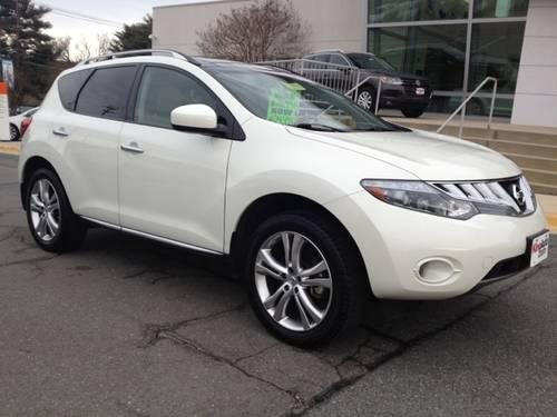 2010 nissan murano sport utility le for sale in gaithersburg maryland classified. Black Bedroom Furniture Sets. Home Design Ideas