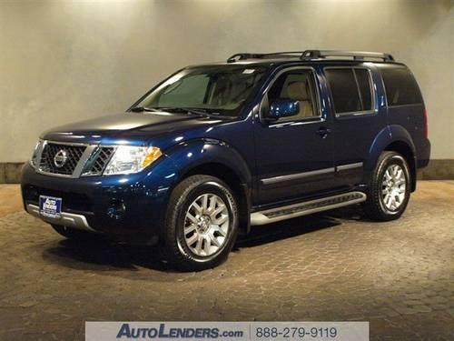 2010 nissan pathfinder sport utility le for sale in dover. Black Bedroom Furniture Sets. Home Design Ideas