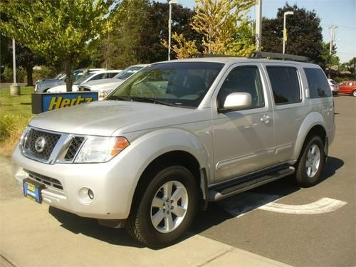 2010 nissan pathfinder suv for sale in salem oregon classified. Black Bedroom Furniture Sets. Home Design Ideas