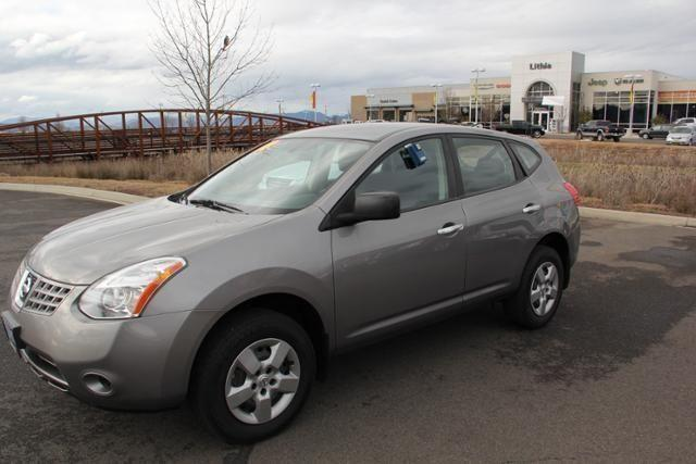2010 nissan rogue 4dr all wheel drive for sale in medford oregon classified. Black Bedroom Furniture Sets. Home Design Ideas