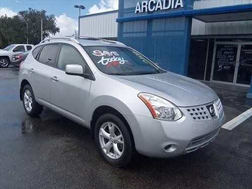 2010 nissan rogue crossover sl for sale in arcadia florida classified. Black Bedroom Furniture Sets. Home Design Ideas