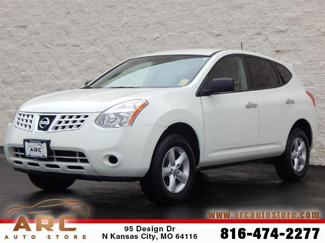 2010 nissan rogue s awd s 4dr crossover for sale in kansas city missouri classified. Black Bedroom Furniture Sets. Home Design Ideas