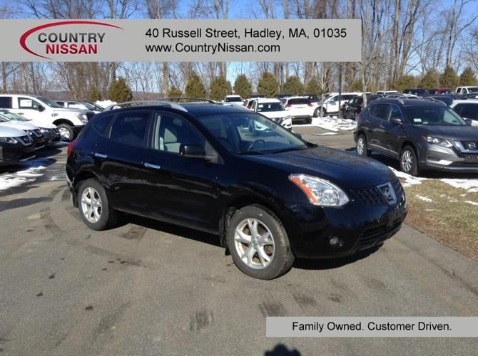 2010 nissan rogue s awd s 4dr crossover for sale in hadley massachusetts classified. Black Bedroom Furniture Sets. Home Design Ideas