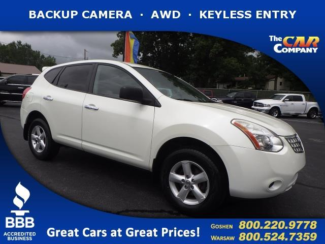 2010 nissan rogue s awd s 4dr crossover for sale in warsaw indiana classified. Black Bedroom Furniture Sets. Home Design Ideas