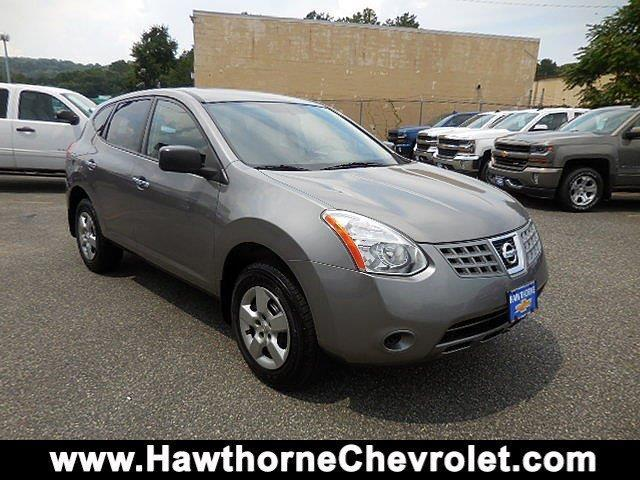2010 Nissan Rogue S AWD S 4dr Crossover