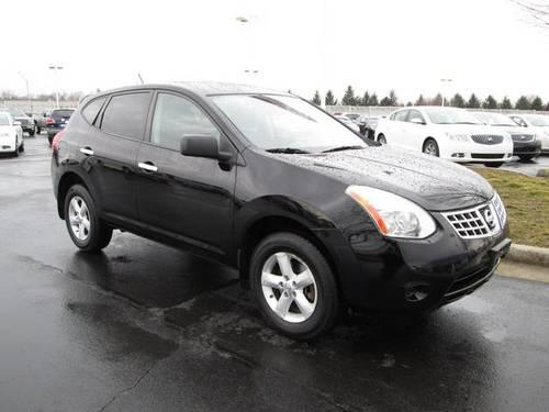 2010 nissan rogue suv for sale in troy ohio classified. Black Bedroom Furniture Sets. Home Design Ideas