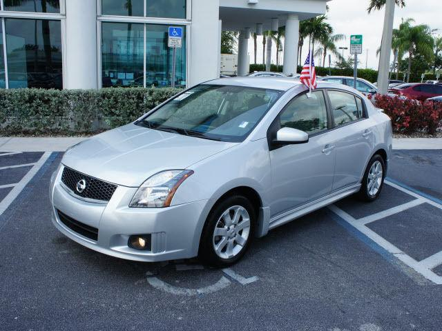 2010 nissan sentra 2 0 sr for sale in miami florida classified. Black Bedroom Furniture Sets. Home Design Ideas