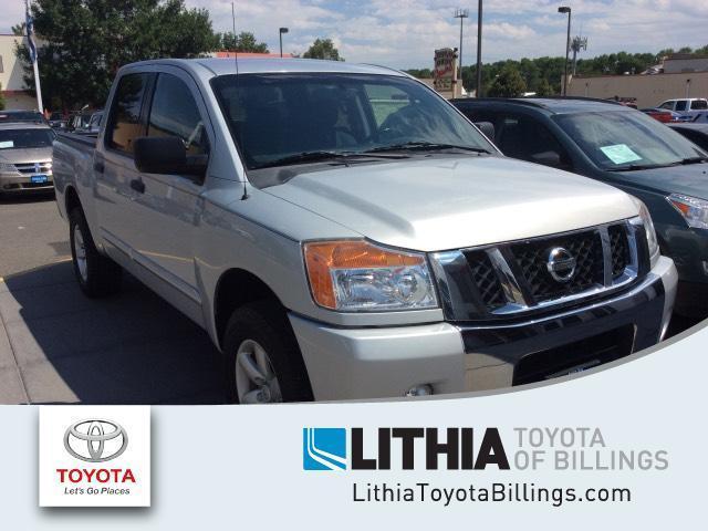 2010 Nissan Titan Se 4x4 Se 4dr Crew Cab Swb Pickup For Sale In Billings Montana Classified
