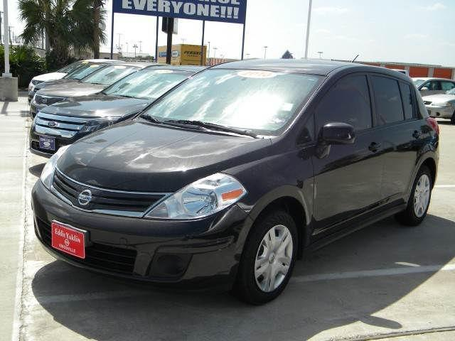 2010 nissan versa 1 8 s for sale in kingsville texas classified. Black Bedroom Furniture Sets. Home Design Ideas