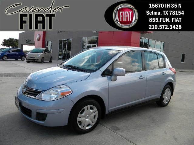 2010 nissan versa 1 8 s for sale in selma texas classified. Black Bedroom Furniture Sets. Home Design Ideas