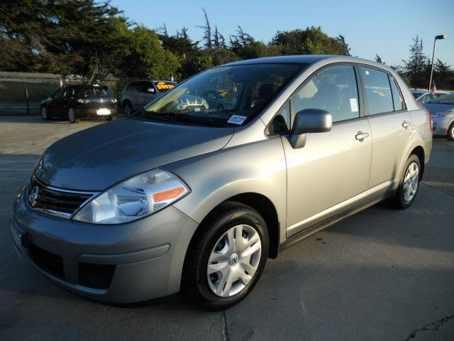 2010 Nissan Versa 1 8 S For Sale In Monterey California