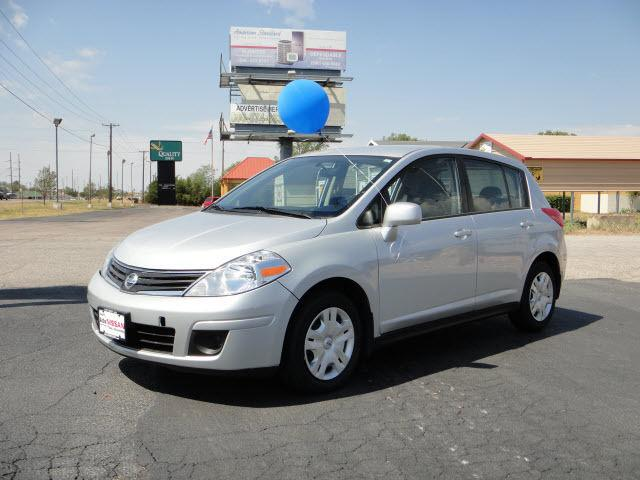 2010 nissan versa for sale in ada oklahoma classified. Black Bedroom Furniture Sets. Home Design Ideas