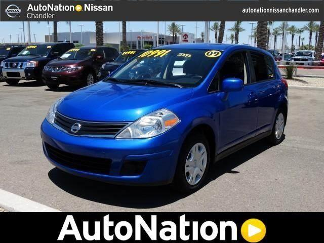 2010 nissan versa for sale in chandler arizona classified. Black Bedroom Furniture Sets. Home Design Ideas