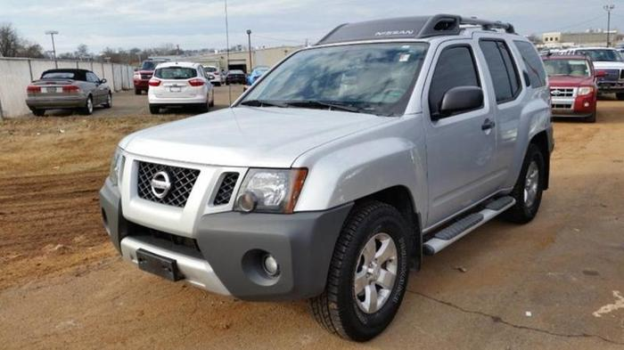 2010 nissan xterra s 4x2 s 4dr suv for sale in murfreesboro tennessee classified. Black Bedroom Furniture Sets. Home Design Ideas