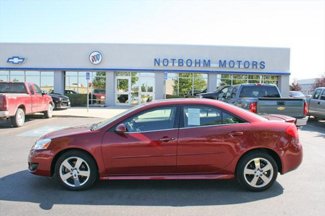 2010 pontiac g6 for sale in miles city montana classified for Notbohm motors used cars