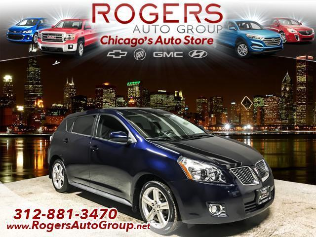 2010 pontiac vibe awd awd 4dr wagon for sale in chicago illinois classified. Black Bedroom Furniture Sets. Home Design Ideas