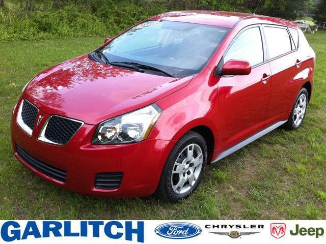 2010 pontiac vibe base for sale in north vernon indiana classified. Black Bedroom Furniture Sets. Home Design Ideas