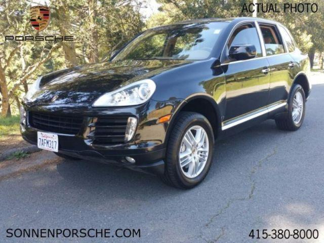 2010 porsche cayenne s for sale in mill valley california classified. Black Bedroom Furniture Sets. Home Design Ideas