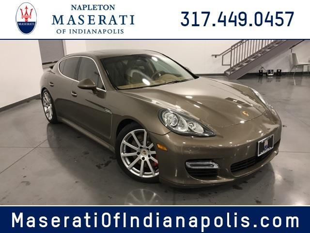 2010 Porsche Panamera Turbo Turbo 4dr Sedan