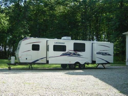 2010 Prime Time Lacrosse 318bhs For Sale In Columbus Ohio