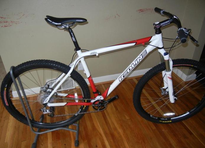 2010 Redline D660 29er MT Bike 21 Disc Brakes - $900 Duluth, MN