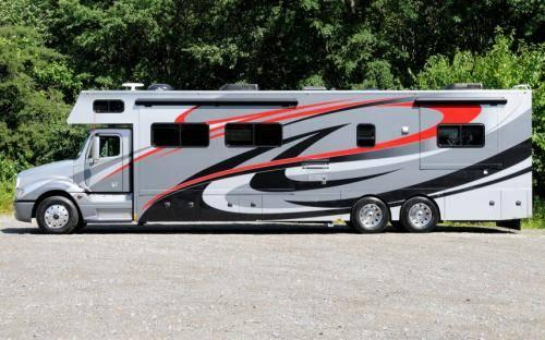 2010 Renegade Ikon Super C Motorhome In Maryland For Sale