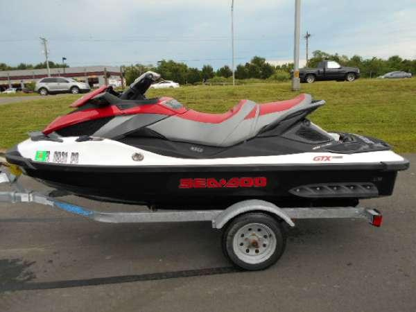 2010 Sea-Doo GTX iS 215