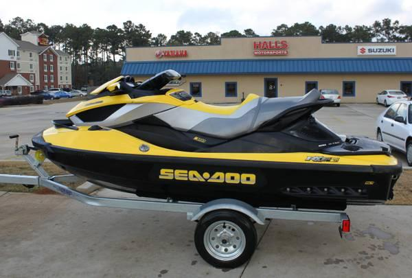 2010 Sea Doo RXT IS 260 -- low hours! - $9999