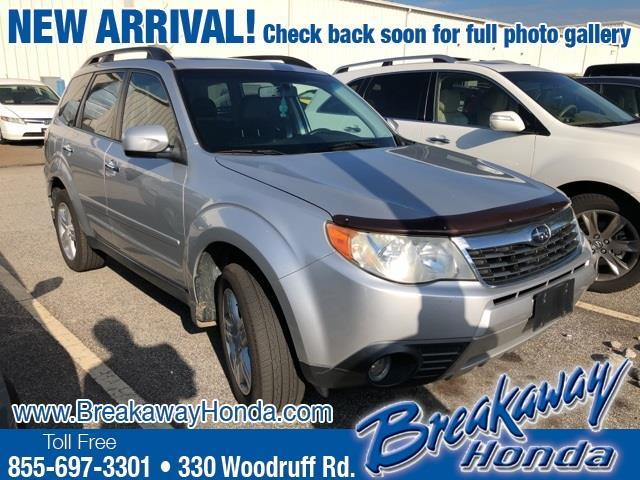 2010 Subaru Forester 2.5X Limited AWD 2.5X Limited 4dr