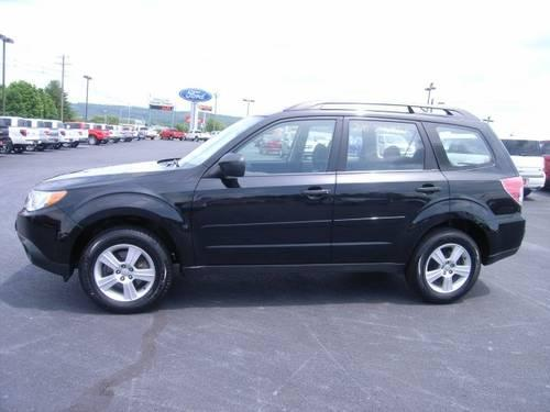 2010 subaru forester sport utility 2 5x for sale in sweetwater tennessee classified. Black Bedroom Furniture Sets. Home Design Ideas