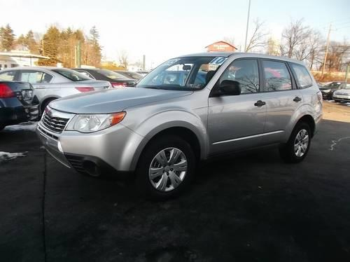 2010 subaru forester sport utility 2 5x for sale in bermudian pennsylvania classified. Black Bedroom Furniture Sets. Home Design Ideas