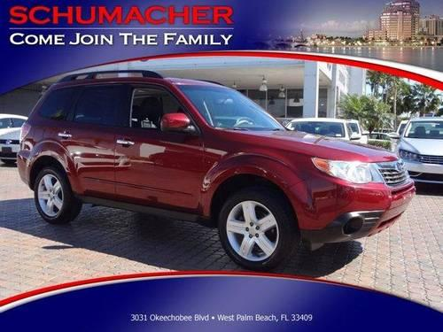 2010 subaru forester sport utility 2 5x premium for sale in west palm beach florida classified. Black Bedroom Furniture Sets. Home Design Ideas
