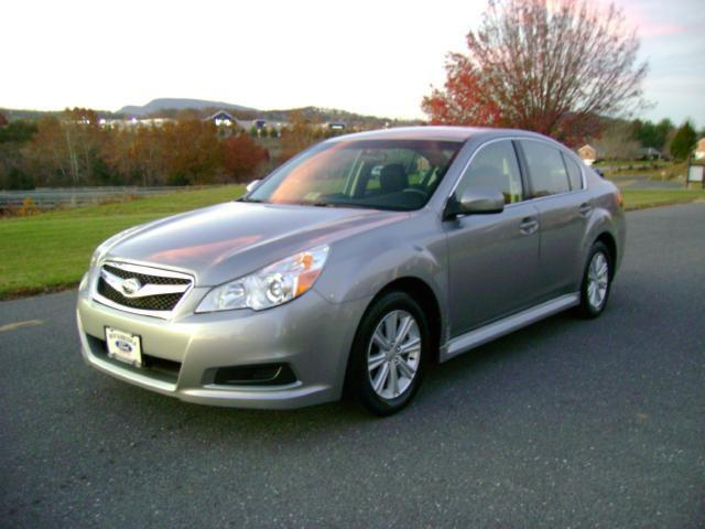2010 subaru legacy 2 5 i premium for sale in lexington virginia classified. Black Bedroom Furniture Sets. Home Design Ideas