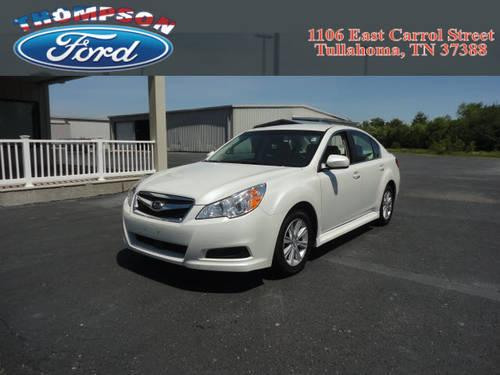 2010 subaru legacy 4 dr sedan awd premium for sale in dickel tennessee classified. Black Bedroom Furniture Sets. Home Design Ideas