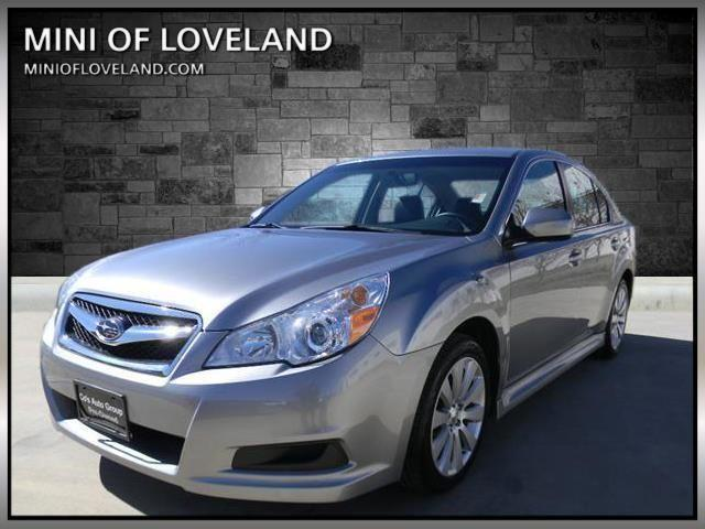 2010 Subaru Legacy 4dr Car Limited For Sale In Loveland