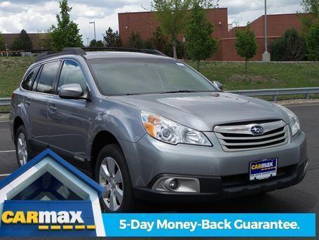 2010 Subaru Outback 2.5i Premium AWD 2.5i Premium 4dr